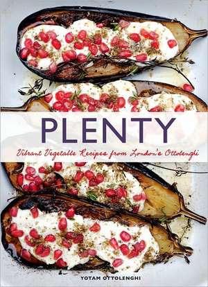 Plenty:  Vibrant Vegetable Recipes from London's Ottolenghi de Yotam Ottolenghi