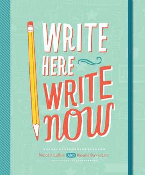 Write Here, Write Now imagine