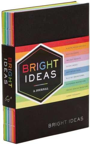 Bright Ideas Journal de Chronicle Books