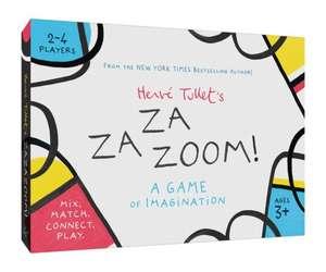 Herve Tullet's Zazazoom!