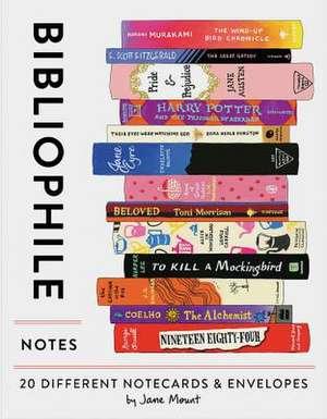 Bibliophile Notes de Jane Mount