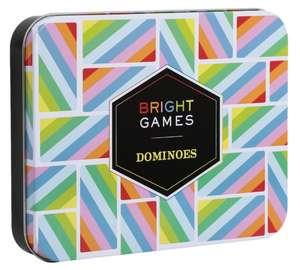 Bright Games Dominoes: (dominoes Set, Dominoes Game, Family Game Night Games) imagine