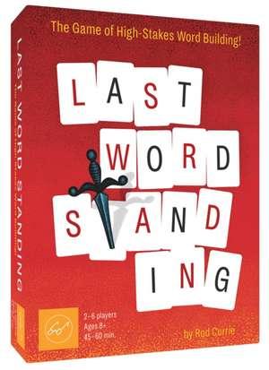 Last Word Standing imagine