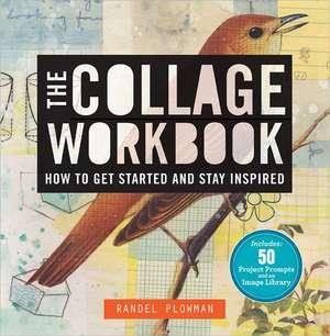 The Collage Workbook de Randel Plowman