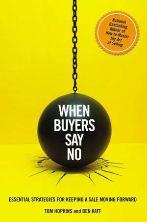 When Buyers Say No imagine
