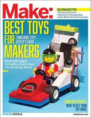 Make: Technology on Your Time V41