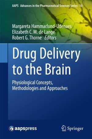 Drug Delivery to the Brain imagine