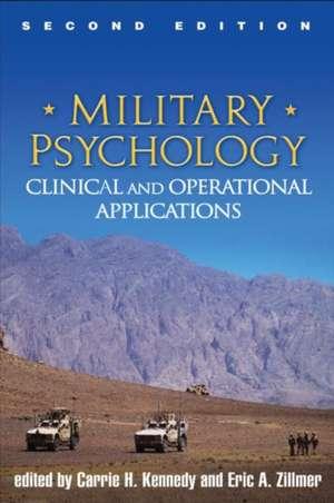 Military Psychology imagine