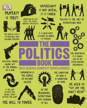 The Politics Book de DK Publishing