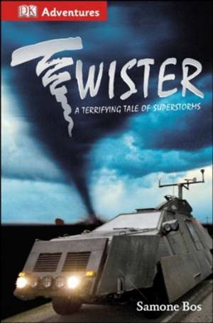 Twister: A Terrifying Tale of Superstorms imagine