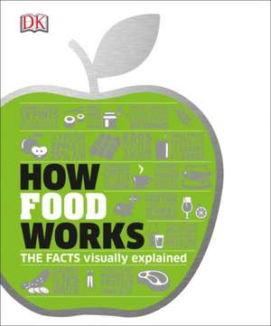 How Food Works de DK