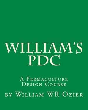 William's Pdc de MR William Wr Ozier