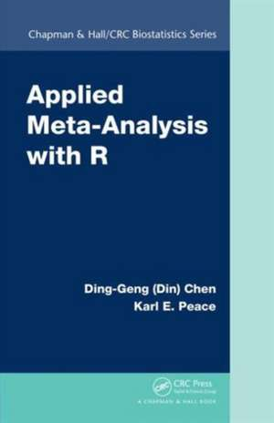 Applied Meta-Analysis with R imagine