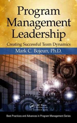Program Management Leadership