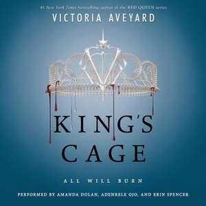 King's Cage de Adenrele Ojo