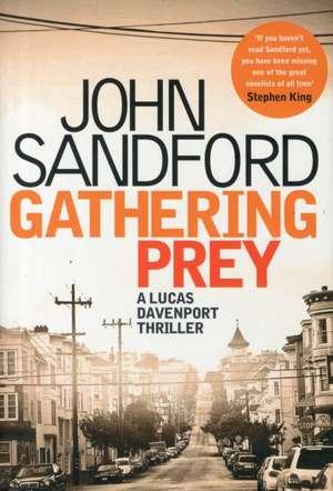 Gathering Prey de John Sandford