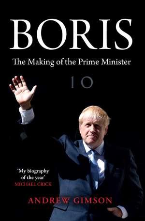Boris: The Adventures of Boris Johnson de ANDREW GIMSON