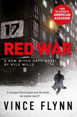 Red War de Vince Flynn