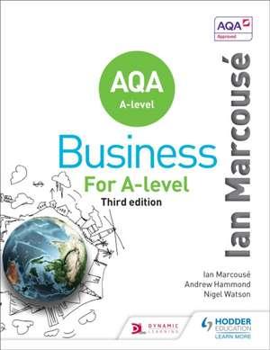 AQA Business for A Level imagine