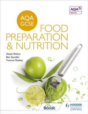 AQA GCSE Food Preparation and Nutrition imagine