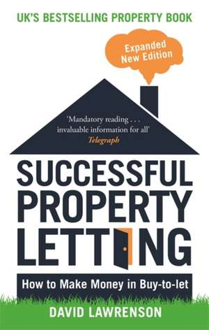 Lawrenson, D: Successful Property Letting
