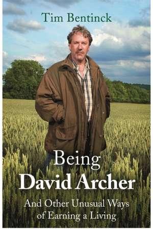Being David Archer