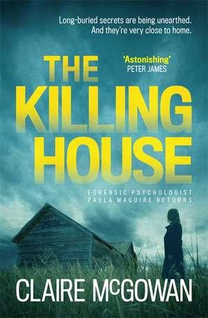 Killing House (Paula Maguire 6)