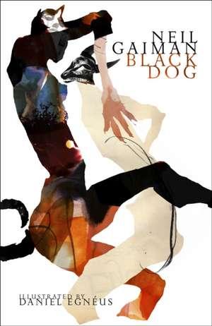 Black Dog. Illustrated Edition de Neil Gaiman