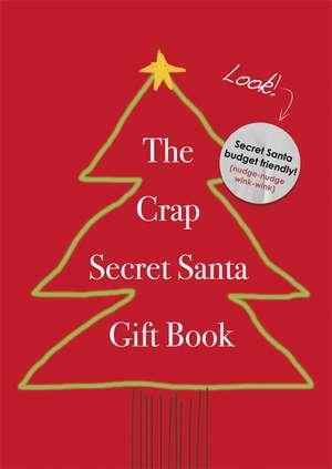 Crap Secret Santa Gift Book