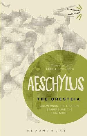 The Oresteia imagine