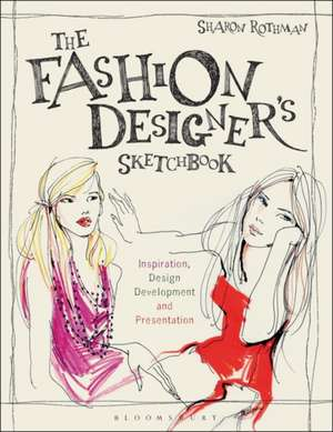 The Fashion Designer's Sketchbook
