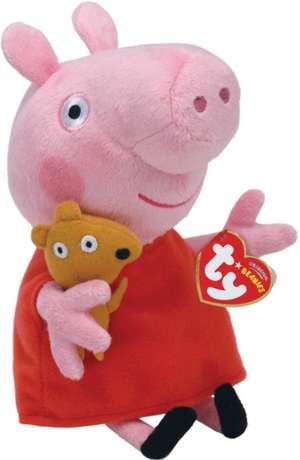 Jucărie Pluș Peppa Pig de  TY