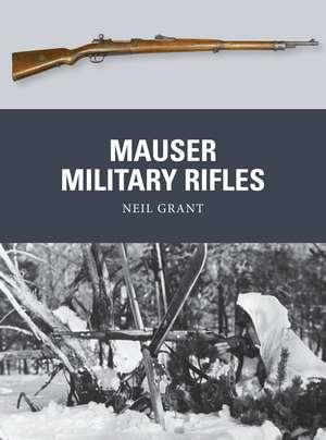 Mauser Military Rifles imagine