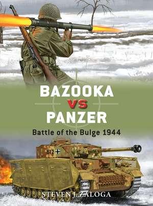 Bazooka vs Panzer imagine