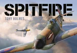 Spitfire de Tony Holmes