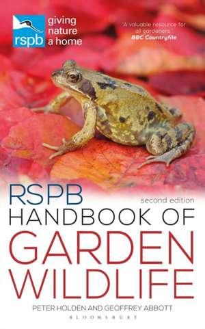 RSPB Handbook of Garden Wildlife imagine