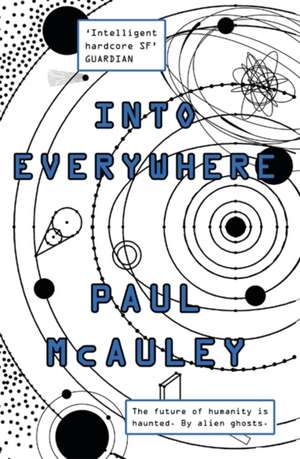 Into Everywhere de Paul McAuley
