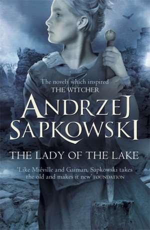 Lady of the Lake de Andrzej Sapkowski