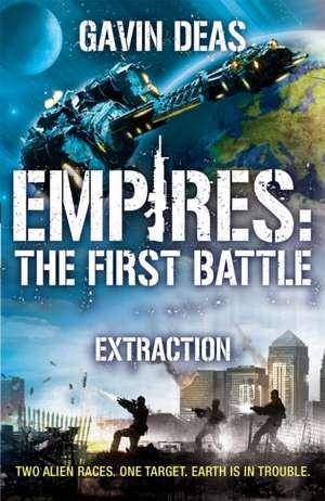 Empires:  The First Battle de Gavin Deas