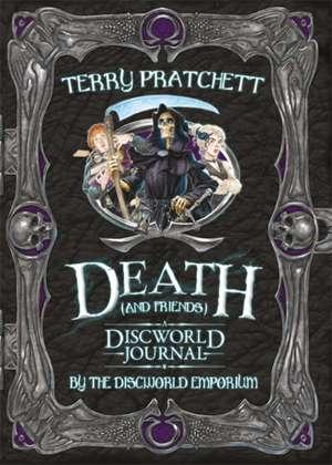 Death and Friends - A Discworld Journal de Terry Pratchett
