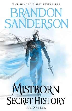 Secret History de Brandon Sanderson