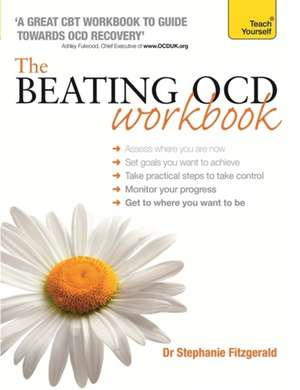 The Beating Ocd Workbook:  A French Course for Adult Beginners de Stephanie Fitzgerald