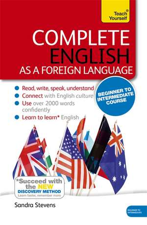 Complete English As A Foreign Language Beginner To