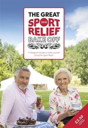 Great Sport Relief Bake off
