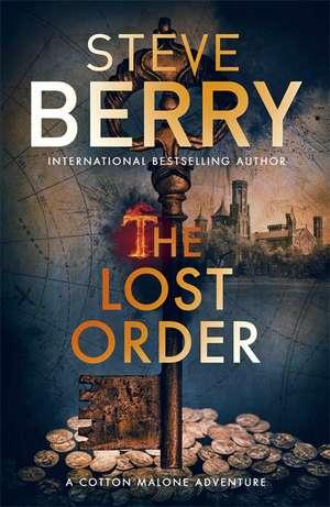 Lost Order de Steve Berry