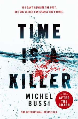 Time is a Killer de Michel Bussi