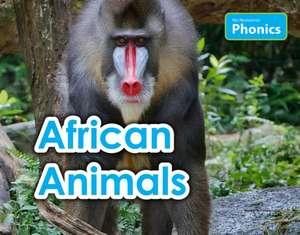 African Animals de Elizabeth Nonweiler