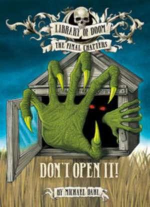 Don't Open it!