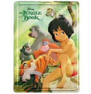 Jungle Book Happy Tin