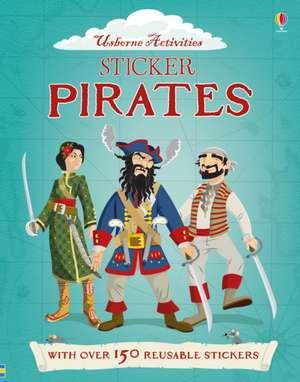 Sticker Dressing Pirates